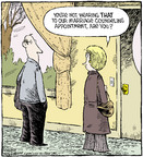 Comic Strip Dave Coverly  Speed Bump 2014-07-22 marital