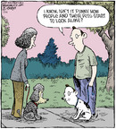 Comic Strip Dave Coverly  Speed Bump 2014-07-24 hair