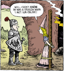 Comic Strip Dave Coverly  Speed Bump 2014-07-26 fairy