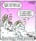 Comic Strip Dave Coverly  Speed Bump 2014-08-16 perspective