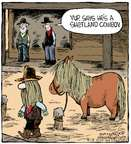 Comic Strip Dave Coverly  Speed Bump 2015-03-19 horse