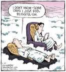 Comic Strip Dave Coverly  Speed Bump 2015-03-24 counselor