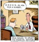 Comic Strip Dave Coverly  Speed Bump 2015-05-04 advice