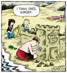 Comic Strip Dave Coverly  Speed Bump 2015-07-24 build