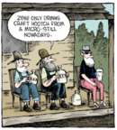 Comic Strip Dave Coverly  Speed Bump 2015-09-16 craft
