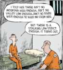 Comic Strip Dave Coverly  Speed Bump 2015-11-02 obsession
