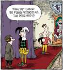 Comic Strip Dave Coverly  Speed Bump 2015-12-02 profanity