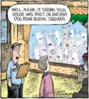 Comic Strip Dave Coverly  Speed Bump 2015-12-08 build