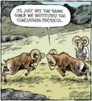 Comic Strip Dave Coverly  Speed Bump 2015-12-11 butt