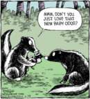 Comic Strip Dave Coverly  Speed Bump 2016-03-28 baby