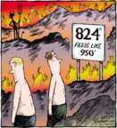 Comic Strip Dave Coverly  Speed Bump 2016-04-05 heat