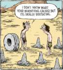 Comic Strip Dave Coverly  Speed Bump 2016-05-19 prehistoric