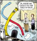 Comic Strip Dave Coverly  Speed Bump 2016-06-23 marketing