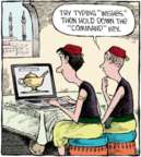 Comic Strip Dave Coverly  Speed Bump 2016-08-09 computer software