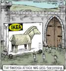 Comic Strip Dave Coverly  Speed Bump 2017-05-11 horse
