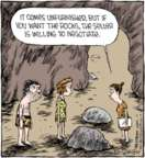 Comic Strip Dave Coverly  Speed Bump 2017-07-03 cave