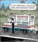 Comic Strip Dave Coverly  Speed Bump 2017-07-15 ice cream