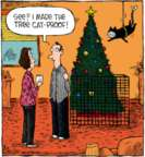 Comic Strip Dave Coverly  Speed Bump 2018-12-05 holiday