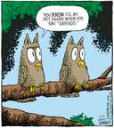 Comic Strip Dave Coverly  Speed Bump 2007-10-12 bird