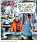 Comic Strip Dave Coverly  Speed Bump 2002-00-00 fool