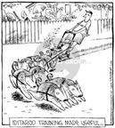 Comic Strip Dave Coverly  Speed Bump 2002-08-04 handy