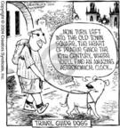 Comic Strip Dave Coverly  Speed Bump 2004-02-05 vacation