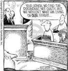 Comic Strip Dave Coverly  Speed Bump 2004-02-23 verdict