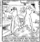 Comic Strip Dave Coverly  Speed Bump 2004-03-06 vacation