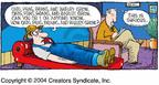 Comic Strip Dave Coverly  Speed Bump 2004-05-30 obsession
