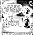 Comic Strip Dave Coverly  Speed Bump 2004-08-14 confident