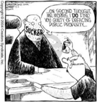 Comic Strip Dave Coverly  Speed Bump 2004-09-02 verdict