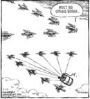 Comic Strip Dave Coverly  Speed Bump 2006-04-22 vacation