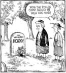 Comic Strip Dave Coverly  Speed Bump 2006-06-09 eternity