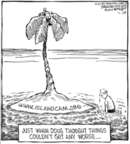 Comic Strip Dave Coverly  Speed Bump 2006-07-28 vacation