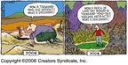 Comic Strip Dave Coverly  Speed Bump 2006-10-01 2006