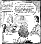 Comic Strip Dave Coverly  Speed Bump 2006-10-02 viewer