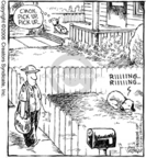 Comic Strip Dave Coverly  Speed Bump 2006-11-14 carrier