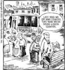 Comic Strip Dave Coverly  Speed Bump 2007-01-05 vacation