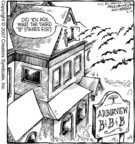 Comic Strip Dave Coverly  Speed Bump 2007-03-14 vacation