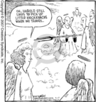 Comic Strip Dave Coverly  Speed Bump 2007-03-17 vacation