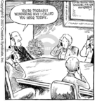 Comic Strip Dave Coverly  Speed Bump 2007-05-07 conversation