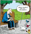 Comic Strip Dave Coverly  Speed Bump 2007-10-31 bird