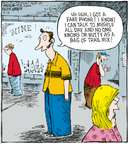 Comic Strip Dave Coverly  Speed Bump 2008-02-16 conversation