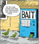 Comic Strip Dave Coverly  Speed Bump 2008-06-02 bird