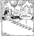 Comic Strip Dave Coverly  Speed Bump 2008-07-30 bird