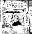 Comic Strip Dave Coverly  Speed Bump 2003-02-28 vehicle maintenance