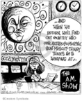 Comic Strip John Deering  Strange Brew 2008-02-11 news