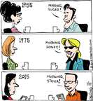 Comic Strip John Deering  Strange Brew 2015-01-27 1955