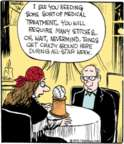 Comic Strip John Deering  Strange Brew 2016-07-06 wait