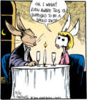 Comic Strip John Deering  Strange Brew 2016-12-21 rabbit